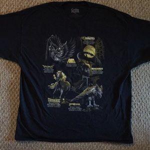 $5 SALE Cedar Point t shirt XXL